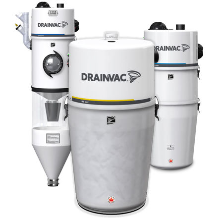 Picture for category DrainVac Vacuum Systems